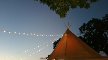 magical teepee
