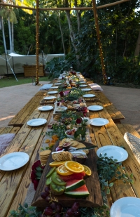 Grazing table - Photo credit Infinite Potential Photography