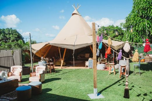 Teepee wedding La Sorelle White Tree Photography (7)